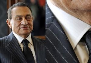 You raise us tyranny and a suit, Hosni? We raise you consistency!
