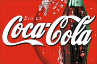 Coca Cola, feeding kidnapped people since...let me get back to you on this