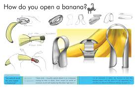 It will change the way you understand your banana...