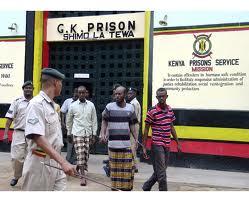 Kenya-Prison