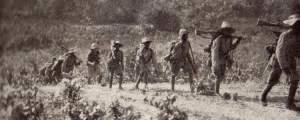 Nigerian Infantry in Tanzania www.kaiserscross.com